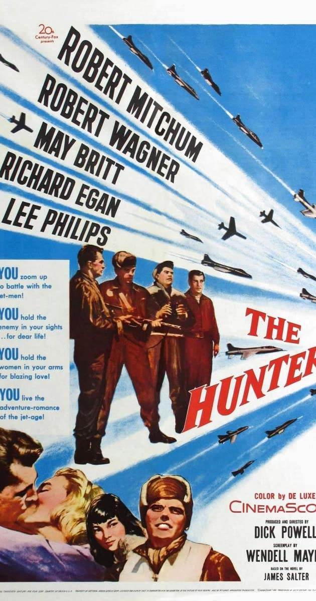 Subtitle of The Hunters