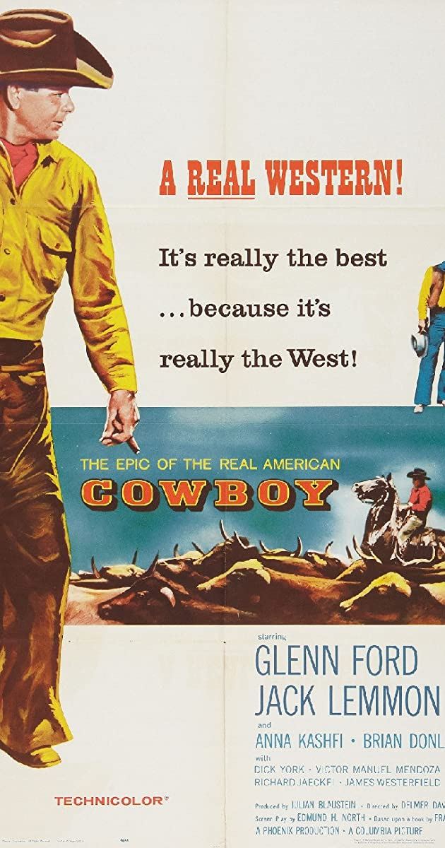 Subtitle of Cowboy