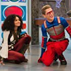 Jace Norman and Daniella Perkins in Henry Danger (2014)