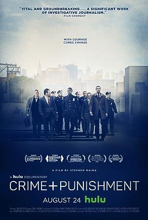 Where to stream Crime + Punishment