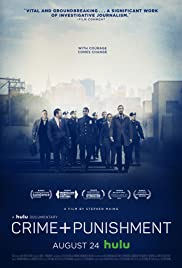 Crime + Punishment Poster