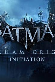 Batman Arkham Origins: Initiation Poster