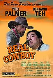 Real Cowboy Poster