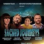 Mackenzie Phillips, Glenn Scarpelli, Tracy Boyd, Stephen Wallem, and Matthew Kosto in Sacred Journeys (2016)