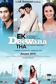 Ekk Deewana Tha (2012) Poster - Movie Forum, Cast, Reviews