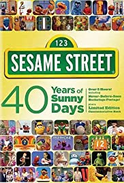 Sesame Street: 40 Years of Sunny Days Poster
