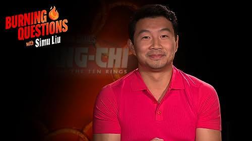 Simu Liu Answers 5 Burning Questions About 'Shang-Chi'