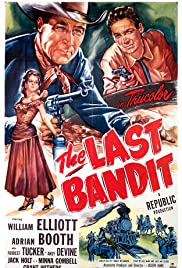 The Last Bandit Poster