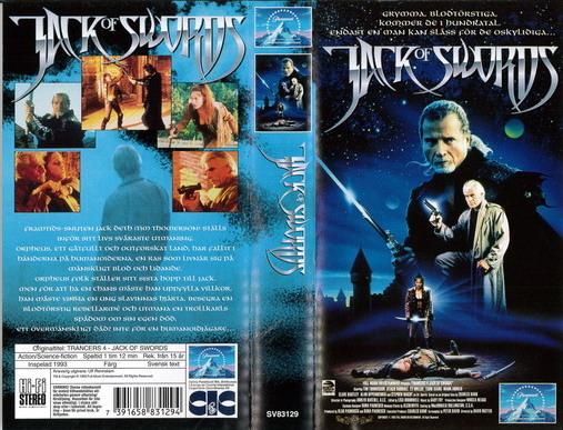 Trancers 4: Jack of Swords (1994)