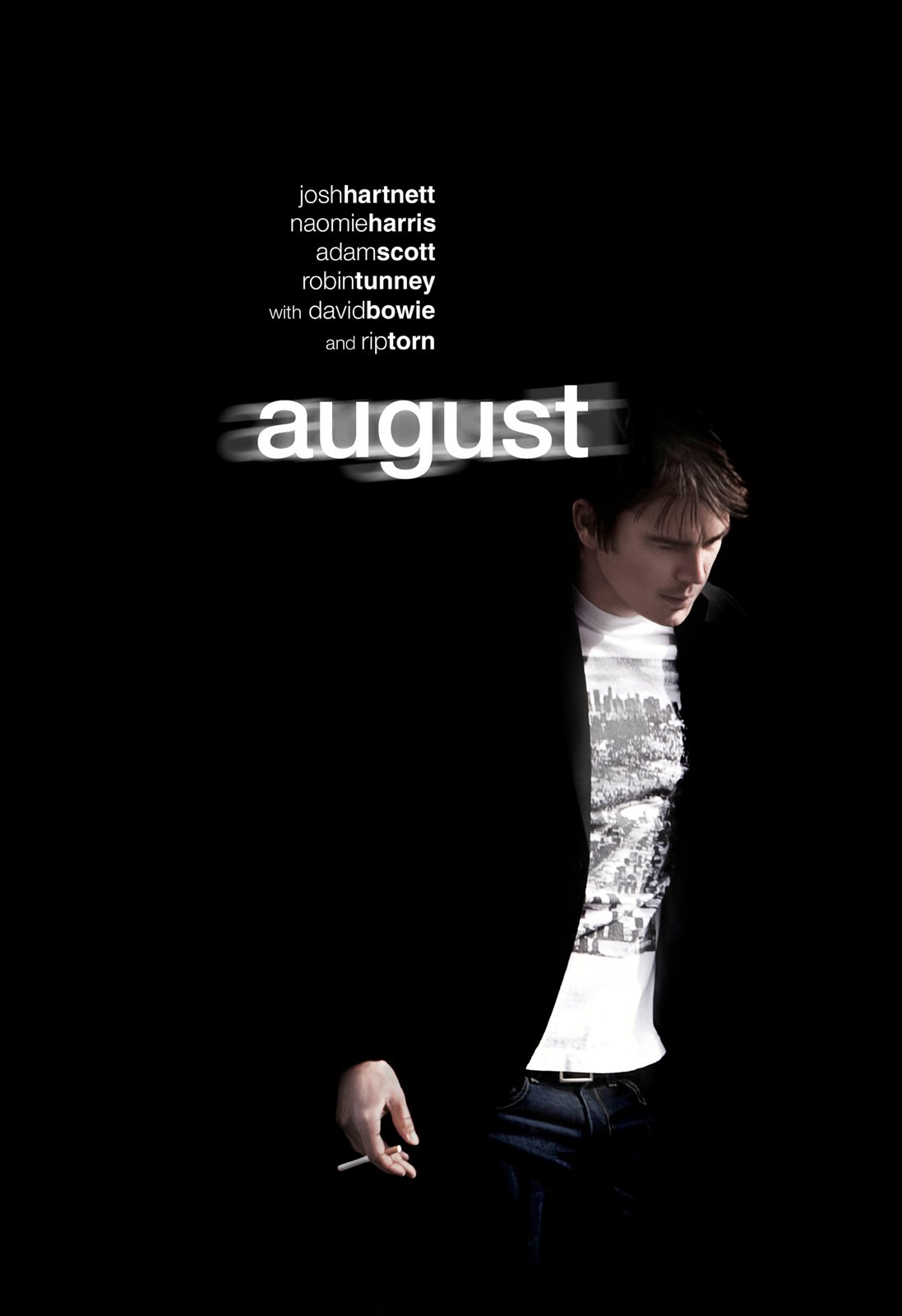 August (2008) Hindi Dubbed 720p HDRip 700MB | 300MB Download