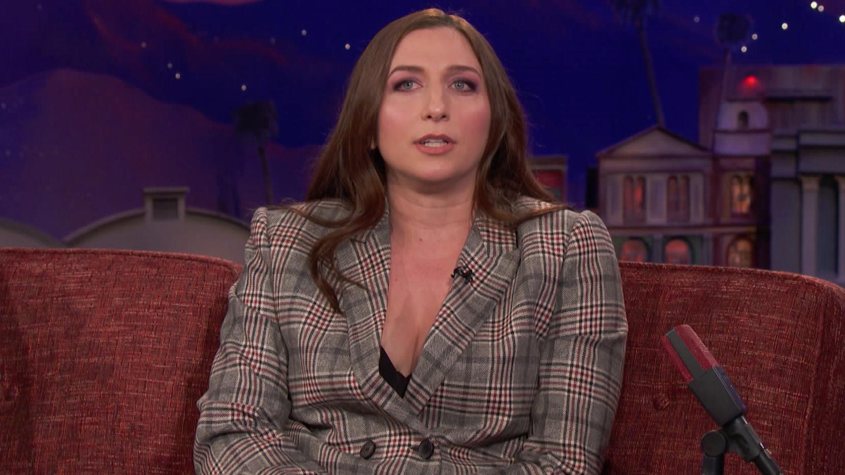 Chelsea Peretti in Conan (2010)