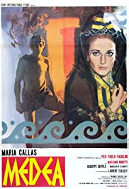 Medea (1969) Poster - Movie Forum, Cast, Reviews