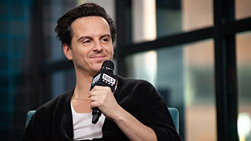 BUILD: Andrew Scott Looks to Sense of Imagination & Humor for Great Storytelling