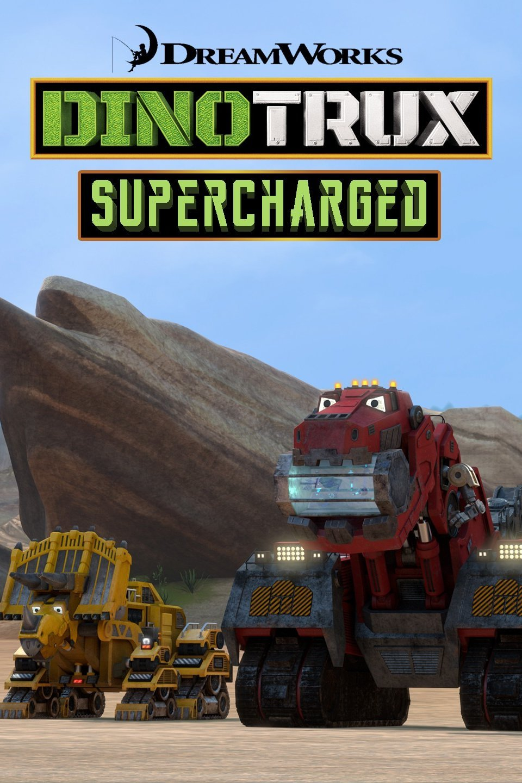 Dinotrux Supercharged Season 2 COMPLETE WEBRip 480p