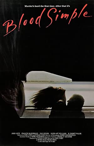 Permalink to Movie Blood Simple. (1984)