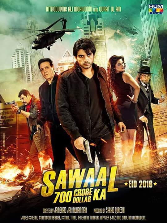 Sawal 700 Crore Dollar Ka (2018) Pakistani Full Movie Watch Online HD Print Free Download