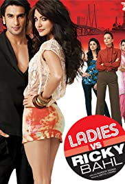 Ladies vs. Ricky Bahl Poster