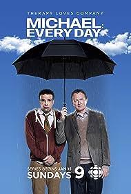 Bob Martin and Matt Watts in Michael: Every Day (2011)
