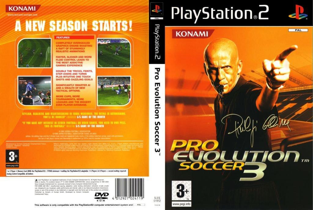 Pro Evolution Soccer 3 (Video Game 2003) - IMDb