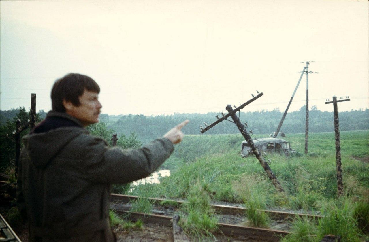 Andrei Tarkovsky in Stalker (1979)