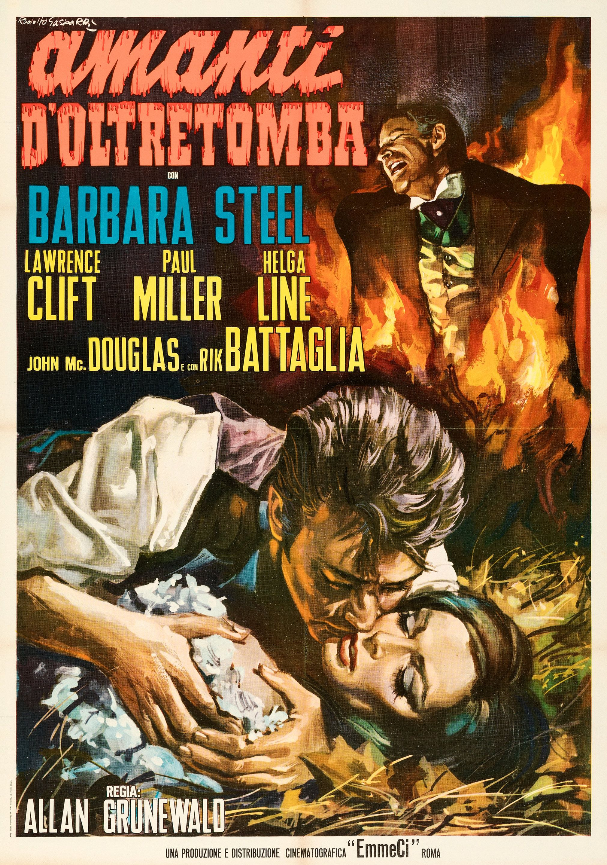 Amanti d'oltretomba (1965)