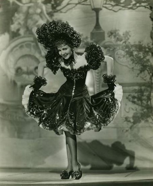 Claudette Colbert in Zaza (1938)