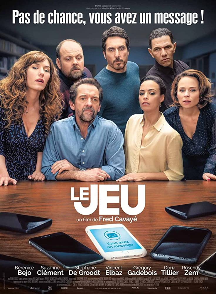 Le jeu (2018) Streaming vf