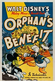 Orphans' Benefit Poster