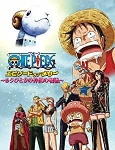 imovie 2.0 download One Piece: Episode of Merry - Mou Hitori no Nakama no Monogatari by Katsumi Tokoro [DVDRip]