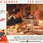 Jack Lemmon and Ted Danson in Dad (1989)