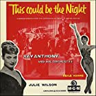 Neile Adams, Ray Anthony, and Julie Wilson in This Could Be the Night (1957)
