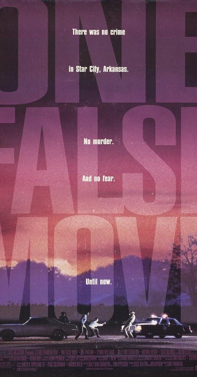 Watch Full HD Movie One False Move (1992)