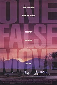 Watch tv series movies One False Move USA [avi]