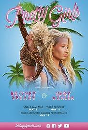 Britney Spears & Iggy Azalea: Pretty Girls Poster
