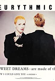 Eurythmics: Sweet Dreams (Are Made of This) Poster