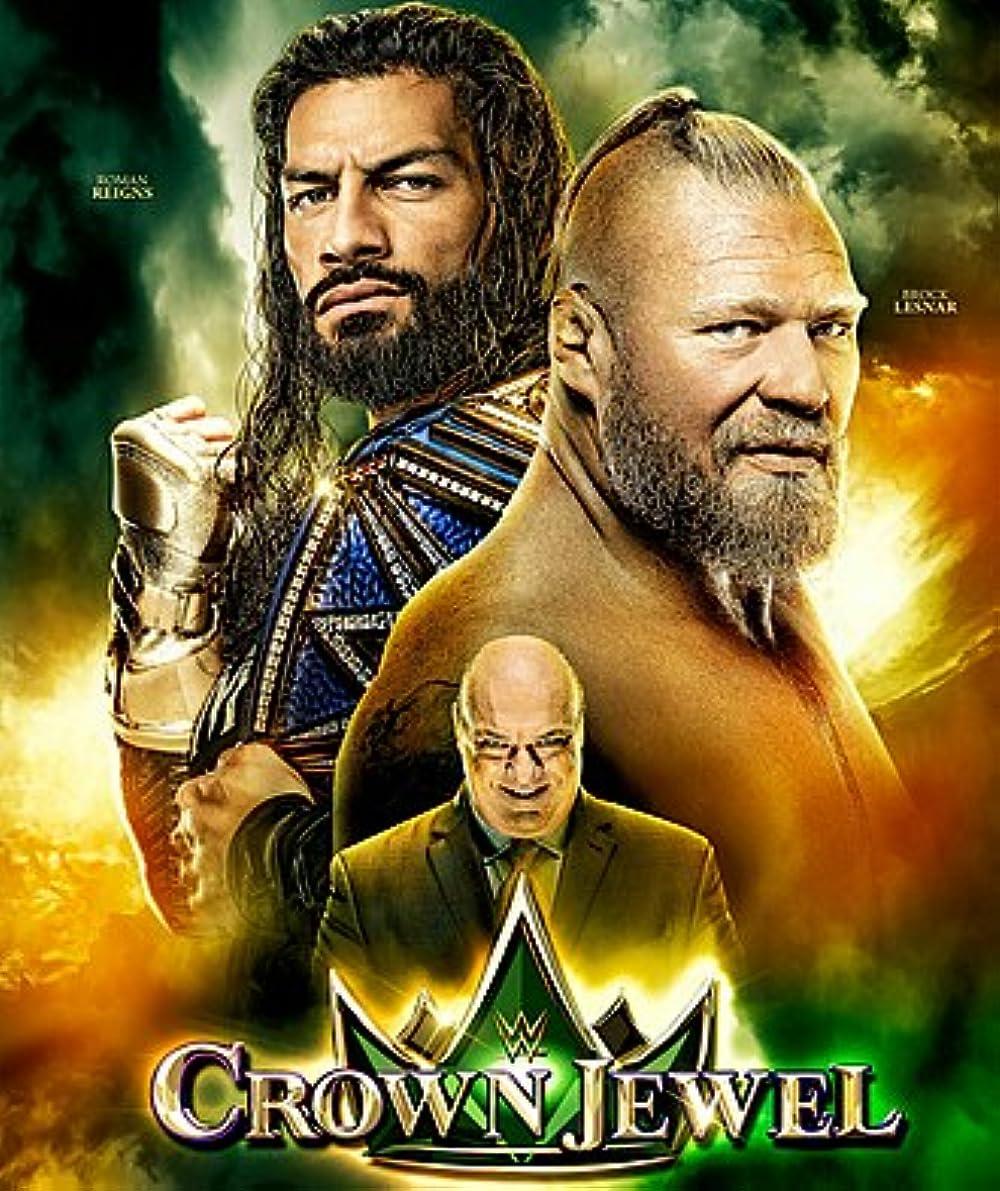 WWE Crown Jewel (21 October 2021) English PPV 720p | 480p HDRip 750MB Download