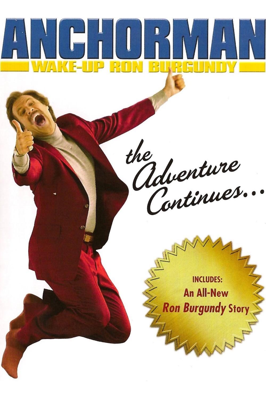 wake up ron burgundy lost movie online