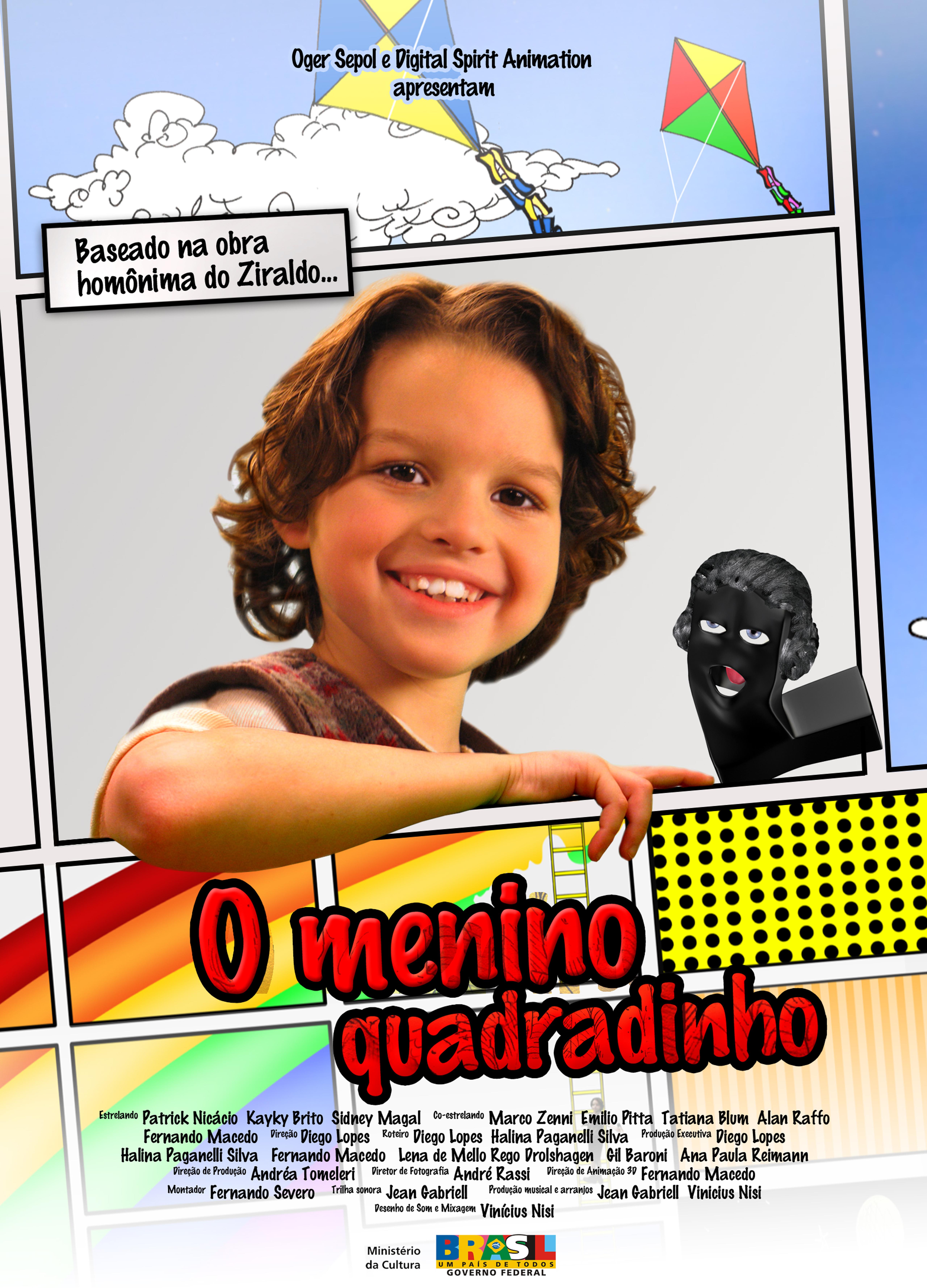 O Menino Quadradinho (2008)
