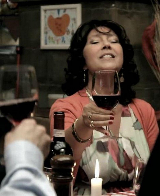 Cecilia Pillado in Points of You (2011)