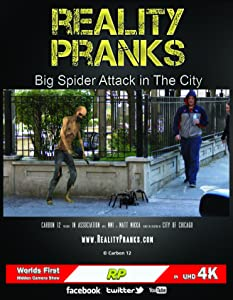 Divx downloadable free movie Giant Robot Spider Attacks Dogs Prank - (Reality Pranks S2 E1) by none [2048x2048]