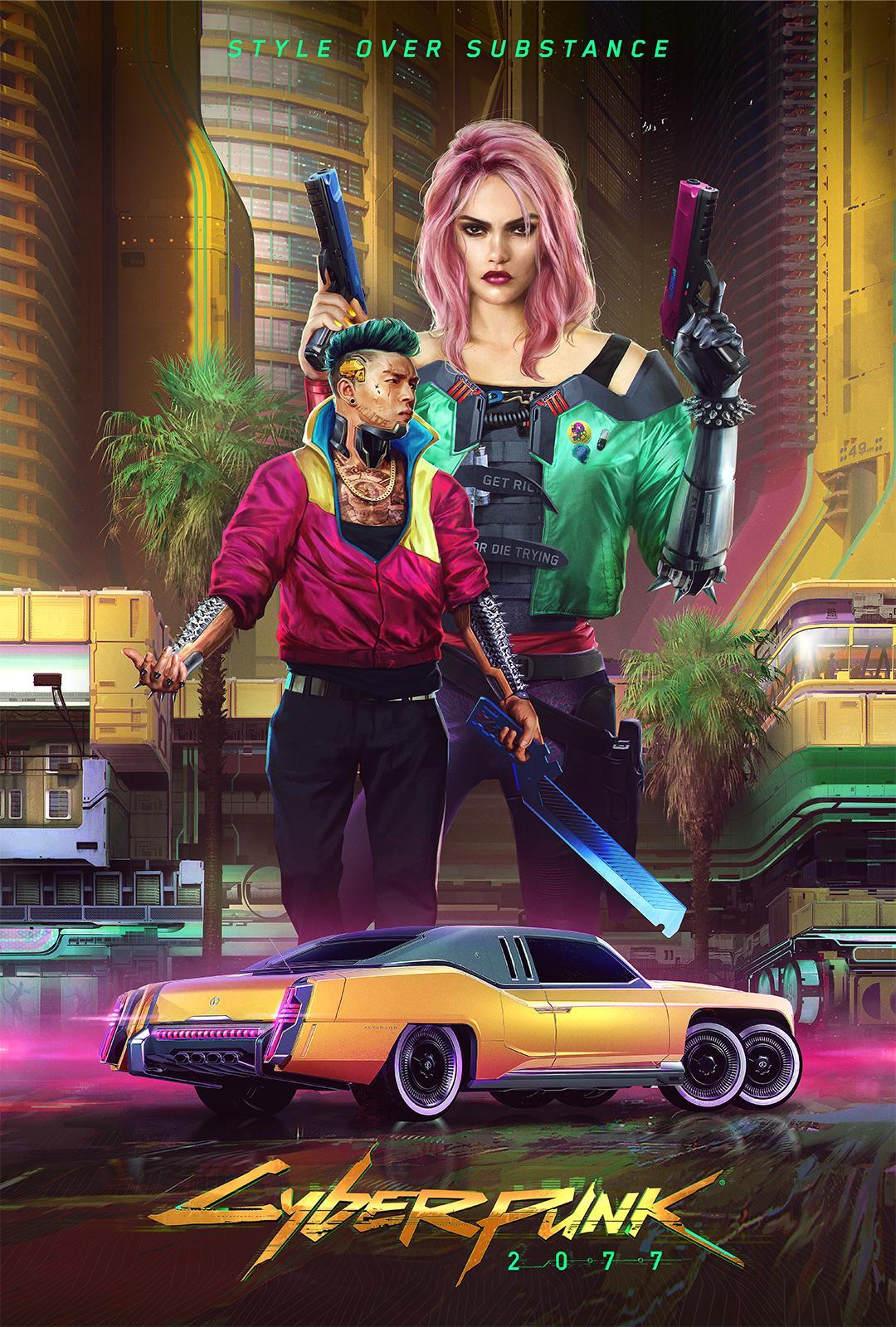 Cyberpunk 2077 (Video Game 2020) - IMDb
