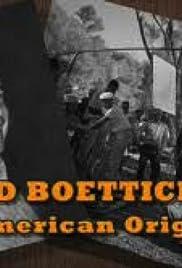 Budd Boetticher: An American Original Poster
