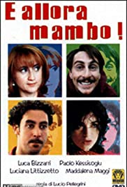 Let's Mambo! Poster