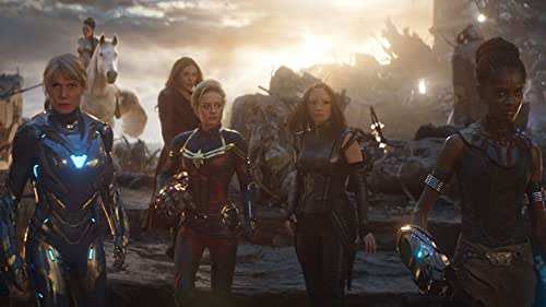 'Avengers: Endgame' Footage We May Never See