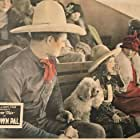 Virginia Marshall and Tom Mix in My Own Pal (1926)
