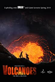 Volcanoes: The Fires of Creation Poster