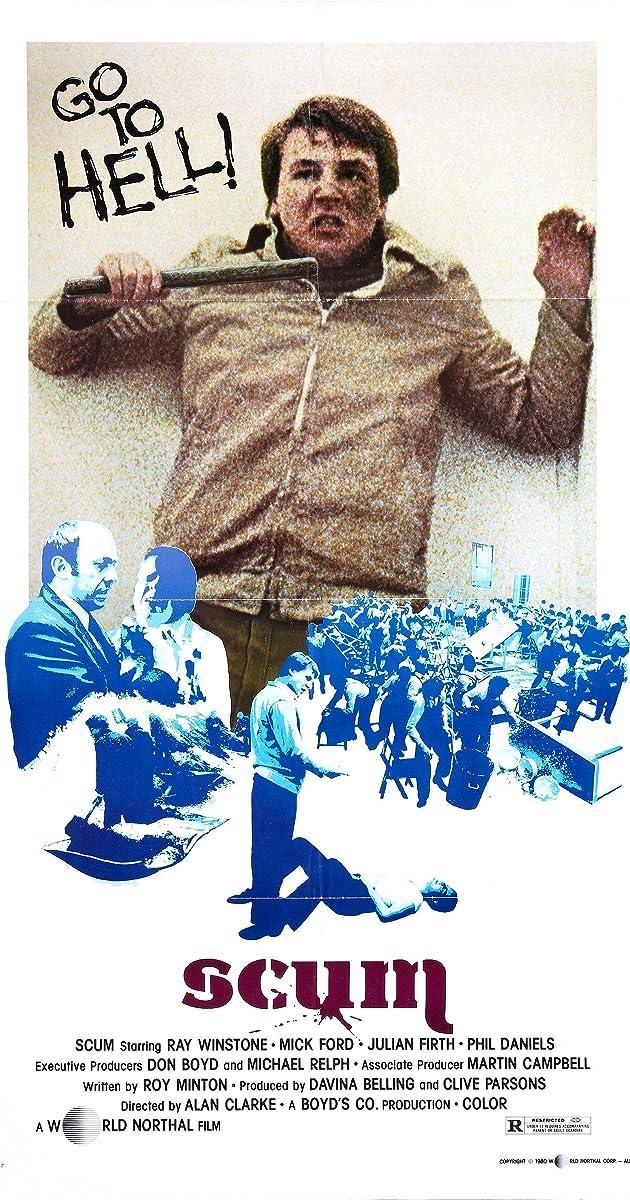 Watch Full HD Movie Scum (1979)