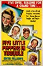 Five Little Peppers in Trouble (1940) Poster
