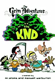The Grim Adventures of the KND Poster
