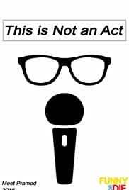 This is Not an Act